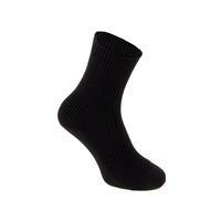 Vlněné ponožky Woolife Z Black