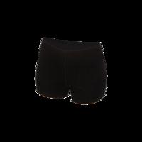 Dámské funkční kalhotky s nohavičkami Merino 210 černé