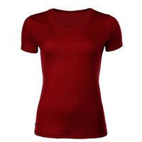 Dámské funkční tričko Merino 140 cihlově červená