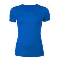 Dámské funkční tričko Merino 140 světle modré