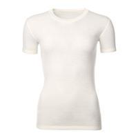 Dámské funkční tričko Merino 210 přírodní