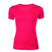 Dámské funkční tričko Merino 140 růžové