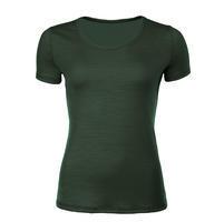 Dámské funkční tričko Merino 140  zelené