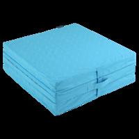 Klap matrace VITAPUR 3D modrá