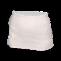 Funkční dámský ledvinový pás Merino 210 přírodní