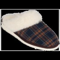 Pantofle vlněné TEX s lemem