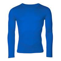 Pánské funkční triko Merino 140 dlouhý rukáv světle modré