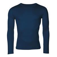 Pánské funkční tričko Merino 140 tmavě modré