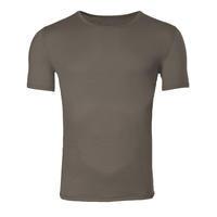 Pánské funkční tričko Merino 140 vintage khaki
