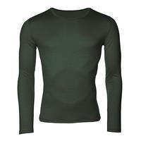 Pánské funkční triko Merino 140 dlouhý rukáv zelené