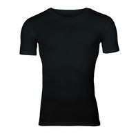 Pánské funkční tričko Merino 210 černé