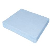 Sedák Froté KOMBI Visco 40x45x8 modrý
