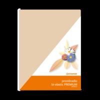 Prostěradlo bi-elastic PREMIUM medové