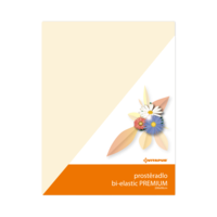 Prostěradlo bi-elastic PREMIUM smetanové