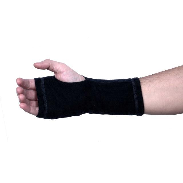 Vlněné rukavice bez prstů pánské Merino 240 UNI