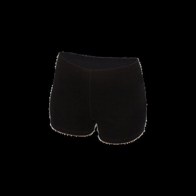 73693449f4b TEPLO DOMOVA - Dámské funkční kalhotky s nohavičkami Merino 210 černé