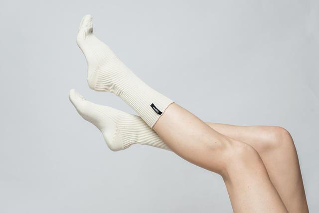 Vlněné ponožky Woolife Z Natural - 1