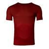 Pánské funkční tričko Merino 140 cihlově červená XL, XL - 1/3