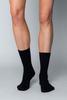 3 PACK Vlněné ponožky Woolife Rib Black - 1/7