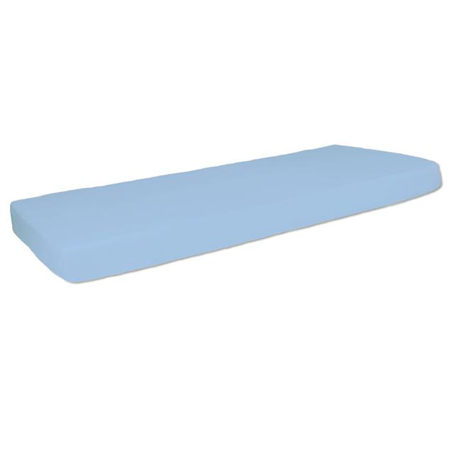 Prostěradlo hygienické froté 120x60 modré, 120x60   modrá