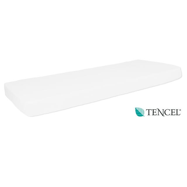 Prostěradlo hygienické TENCEL 200x90 bílá, 200x90
