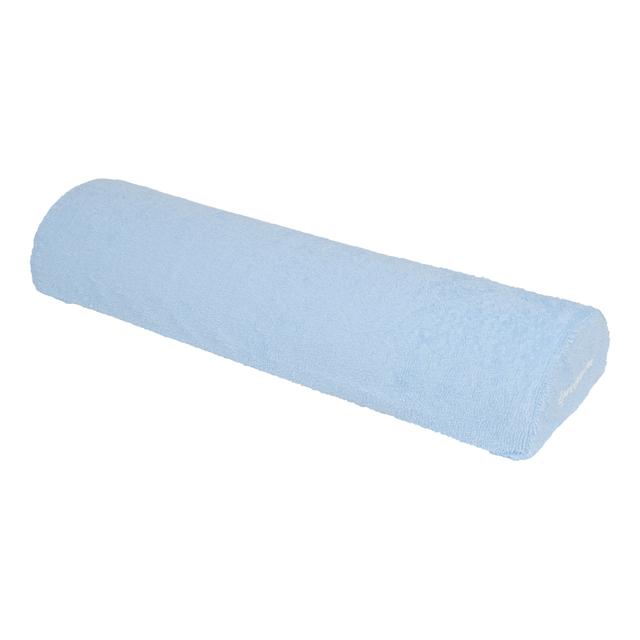 Polštář půlválec 15x50 VISCO M, modrá