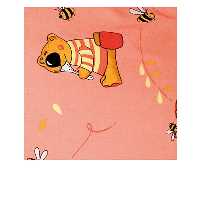 Povlečení dětské polštář a přikrývka-růžové