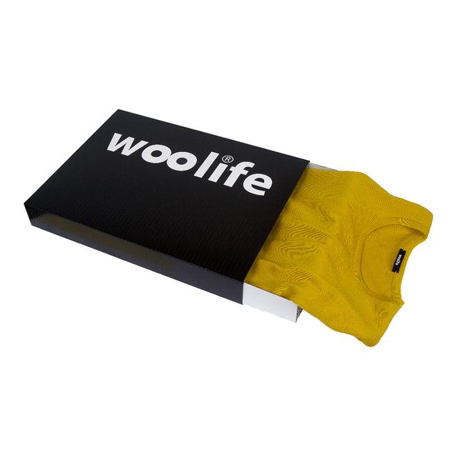 Dámský vlněný svetr Merino Extra Fine - Woodbine - 2