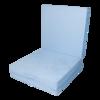 Klap matrace VITAPUR 3D froté modrá - 2/3