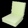 Klap matrace VITAPUR 3D froté zelená - 2/3
