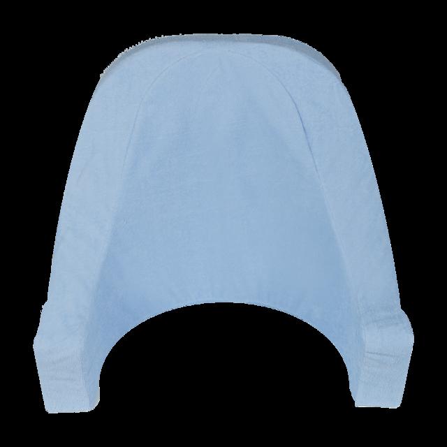 Opěradlo FROTÉ modré 50x60x50 - 2