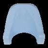 Opěradlo FROTÉ modré 50x60x50 - 2/4