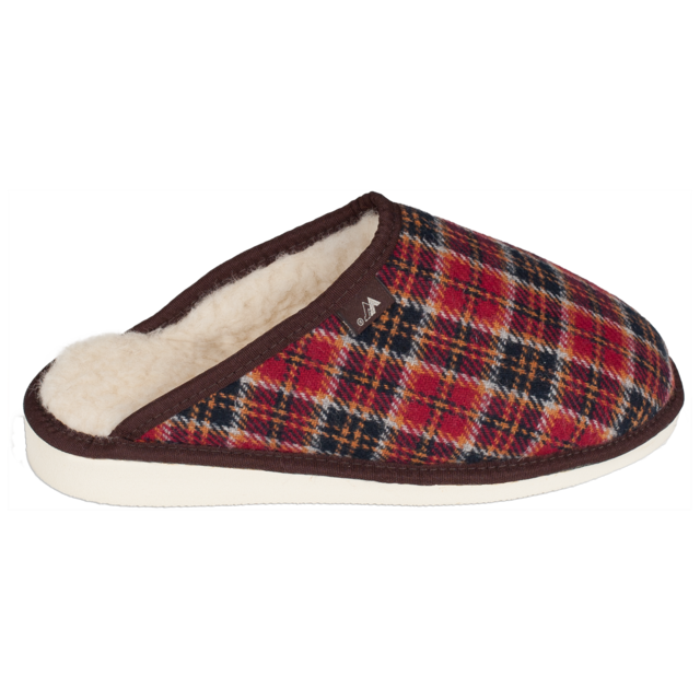 Pantofle vlněné TEX - 2