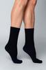 3 PACK Vlněné ponožky Woolife Rib Black - 2/7