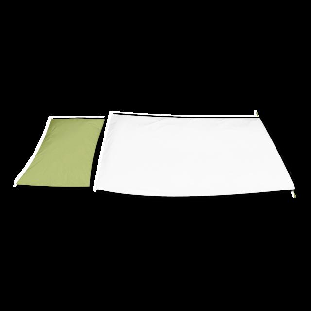 Povlečení  jersey PREMIUM TENCEL zelené - polštář - 2
