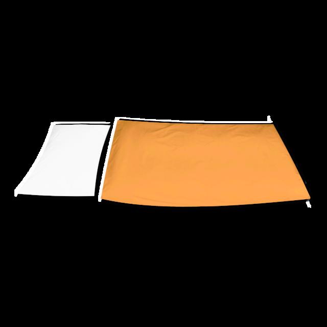 Povlečení jersey PREMIUM TENCEL 200x140 meruňkové - 2