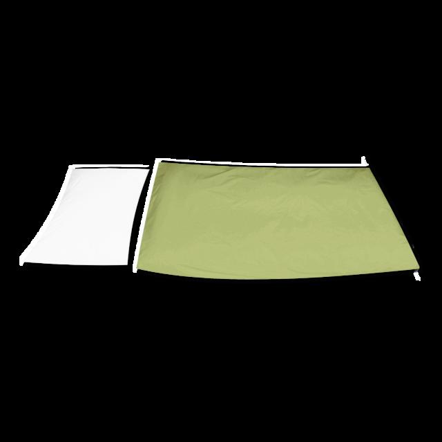Povlečení jersey PREMIUM TENCEL 200x140 zelené - 2