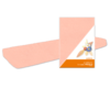 Prostěradlo Bi-elastic PREMIUM WRAP 200x90 lososové - 2/3