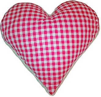 Polštářek TEX srdce - 2