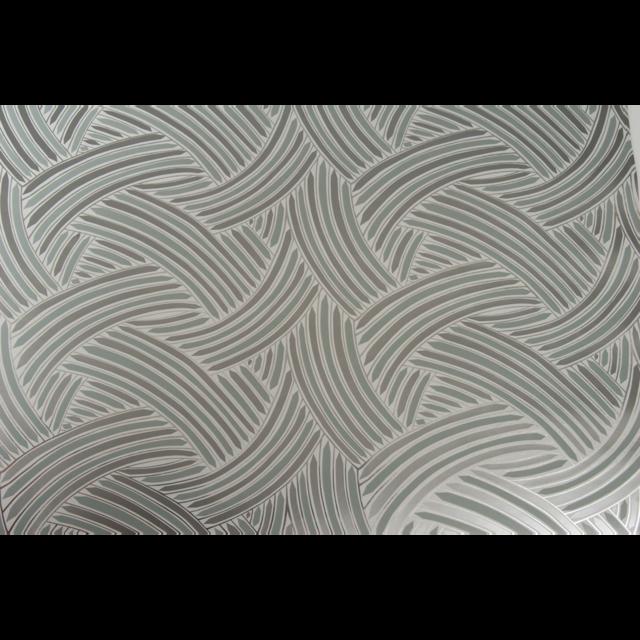 Dárkové balení stříbrné pruhy - 3