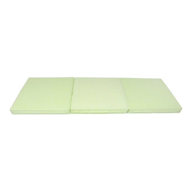 Klap matrace VITAPUR 3D froté zelená - 3