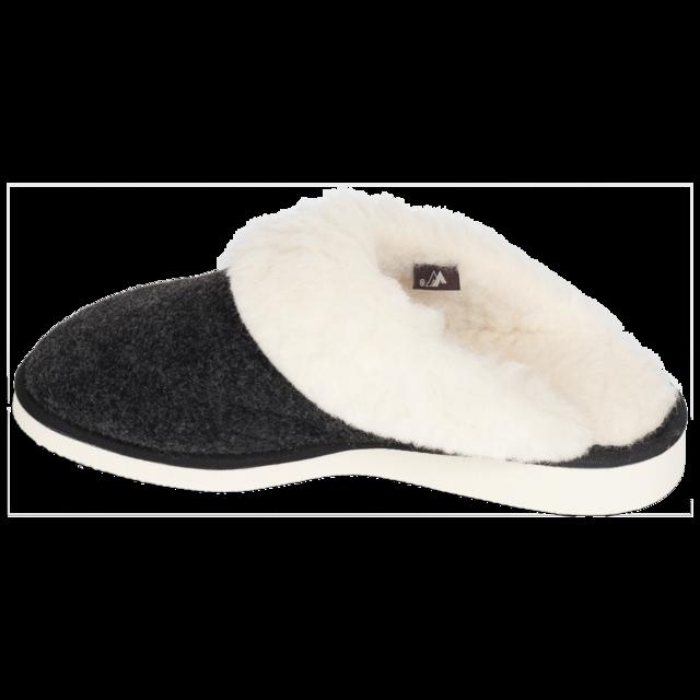 Pantofle vlněné NERA s lemem - 3