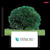 Povlečení jersey PREMIUM TENCEL 200x140 zelené - 3/3