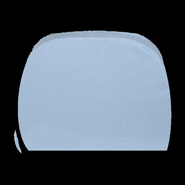 Opěradlo FROTÉ modré 50x60x50 - 4