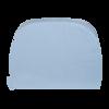 Opěradlo FROTÉ modré 50x60x50 - 4/4