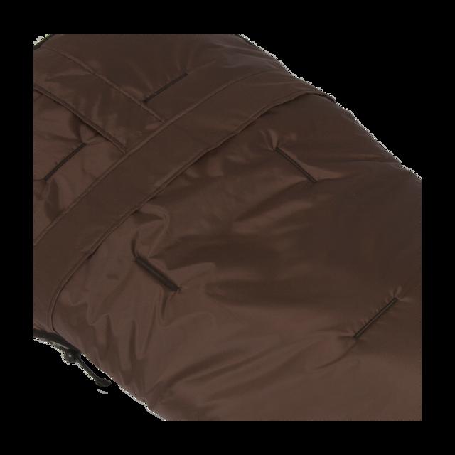 Dětský fusak Woolife Kombi Kašmír čokoládový - 5