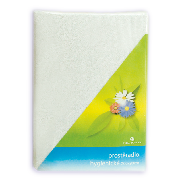 3 PACK Prostěradlo hygienické froté, b - 5