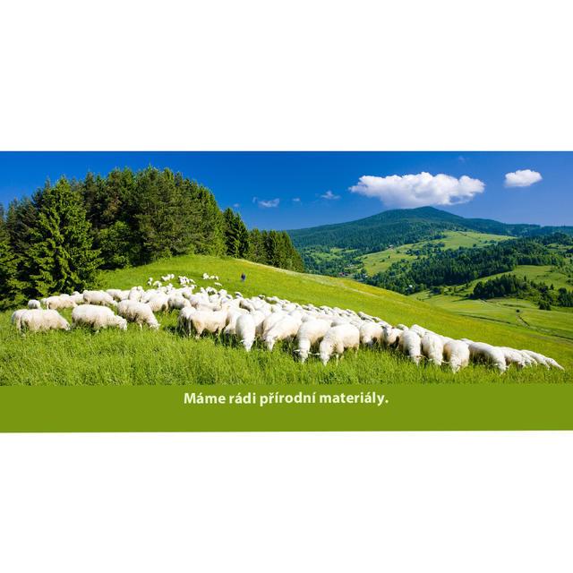 Podložka OR 100% ovčí vlna - 7